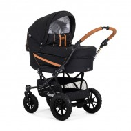 Carucior Edge Duo - Outdoor Black - Emmaljunga