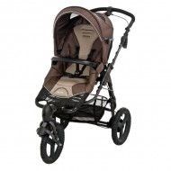 Carucior High Trek Bebe Confort EARTH BROWN