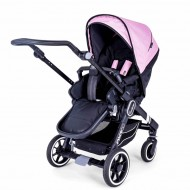 Carucior NXT60 F - Competition Pink - Emmaljunga