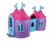 Casuta de joaca dubla pentru fetite  - DOUBLE PRINCESS CASTLE