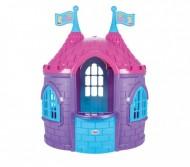 Casuta de joaca pentru fetite - PRINCESS CASTLE