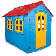 Casuta de joaca pentru copii - My House Blue