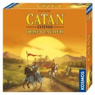Catan - Orase si cavaleri