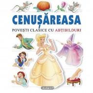 Cenusareasa - Povesti clasice cu abtibilduri