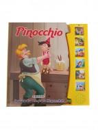 Citeste si asculta - Pinocchio