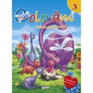Coloram 3 - Dinozauri
