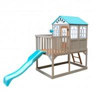 Complex de joaca Highline Retreat Wooden Playset - KidKraft