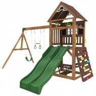 Complex de joaca  Lindale Swing Set - KidKraft
