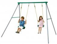 Complex Leagane Pentru 2 Copii Sedna II Plum