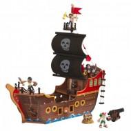 Corabia piratilor Adventure Bound - KidKraft
