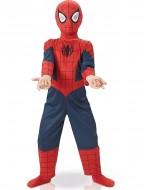 Costum baieti Spiderman  marimea M