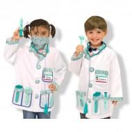 Costum carnaval copii Medic - Melissa & Doug