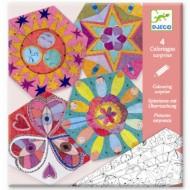 Crafturi din hârtie Djeco, Mandala constelații
