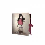 Cutie accesorii sub forma de carte & felicitari Gorjuss™