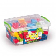 Cutie depozitare cu 85 cuburi