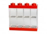 Cutie rosie pentru 8 minifigurine LEGO®