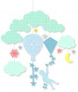 Decoraţie mobil Printre nori