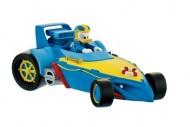 Donald cu masina - Mickey si pilotii de curse