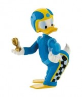 Donald - Mickey si pilotii de curse