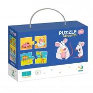 Duo Puzzle - Notiuni opuse (2 piese)