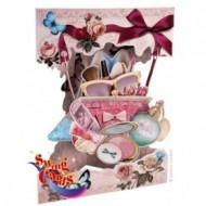 Felicitare 3D Cosmetice-Swing Cards
