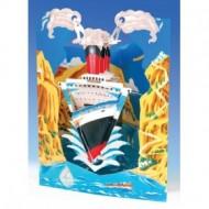 Felicitare 3D Vapor-Swing Cards