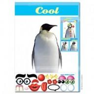 Felicitare amuzanta Little Extra Pinguin