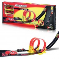 FERRARI 1:43 DUAL LOOP PLAYSET