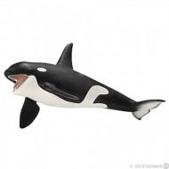 Figurina animal marin Balena ucigasa - 14697
