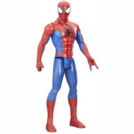 Figurina Marvel Legends Spiderman Titan Hero