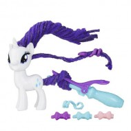 Figurina My Little Pony Coafuri de Gala - Rarity