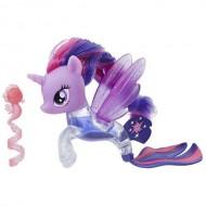 Figurina My Little Pony the Movie Twilight Sparkle Flip & Flow Seapony