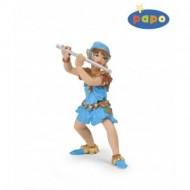 Figurina Papo - Trubadur cu flaut