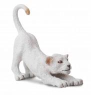 Figurina Pui leu alb - Collecta