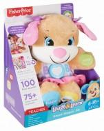 FISHER PRICE CATELUSA SIS VORBESTE IN LIMBA ROMANA