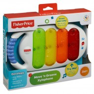 FISHER PRICE JUCARIE BEBE XILOFON MUZICAL