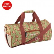 Geanta  tip sac copii  Duffle Bag Monkey - Kidkraft