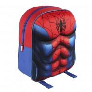 Ghiozdan gradinita Spiderman Hero 3D