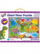 Giant Floor Puzzle: Dinozauri (30 piese)