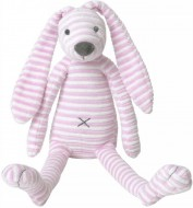130610 Jucarie de plus Iepurasul Reece Pink no 1  30 cm