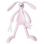 130614 Jucarie de plus Iepurasul Reece Pink Tuttle 30 cm