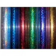 Hartie de impachetat holografica 3mx0.7m