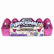 HATCHIMALS S6 SET 12 OUSOARE IN COFRAJ