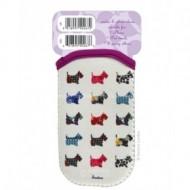 Husa telefon Eclectic Scottie Dogs - iPod / iPhone 4/4S