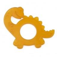 Inel pentru dentitie din cauciuc natural BIO dinozaur Grunspecht 639-00