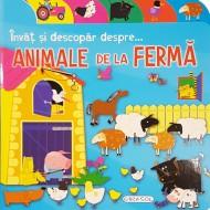 Invat si descopar despre animalele de la ferma