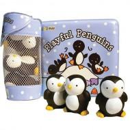 Joc de baie Pinguinii jucausi - Melissa & Doug