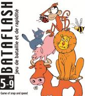 Joc de cărți Djeco  Bataflash