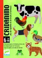 Joc de cărți Djeco Cridanimo