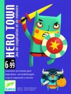 Joc de cărți Djeco Orașul eroilor